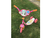 Barbie Child Scooter – 3 Wheeled