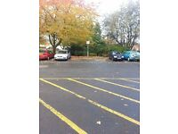 Parking space available opposite New Library B1 2NN