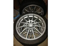 "17"" multi fit alloys need gone can deliver"