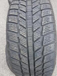 3 PNEUS HIVER - EVERGREEN 205 55 16 - 3 WINTER TIRES