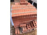 Multi Facing Red Bricks