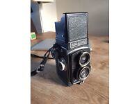 Rolleicord IIa - Carl Zeiss Triotar 75mm 3,5 – Free Shipping