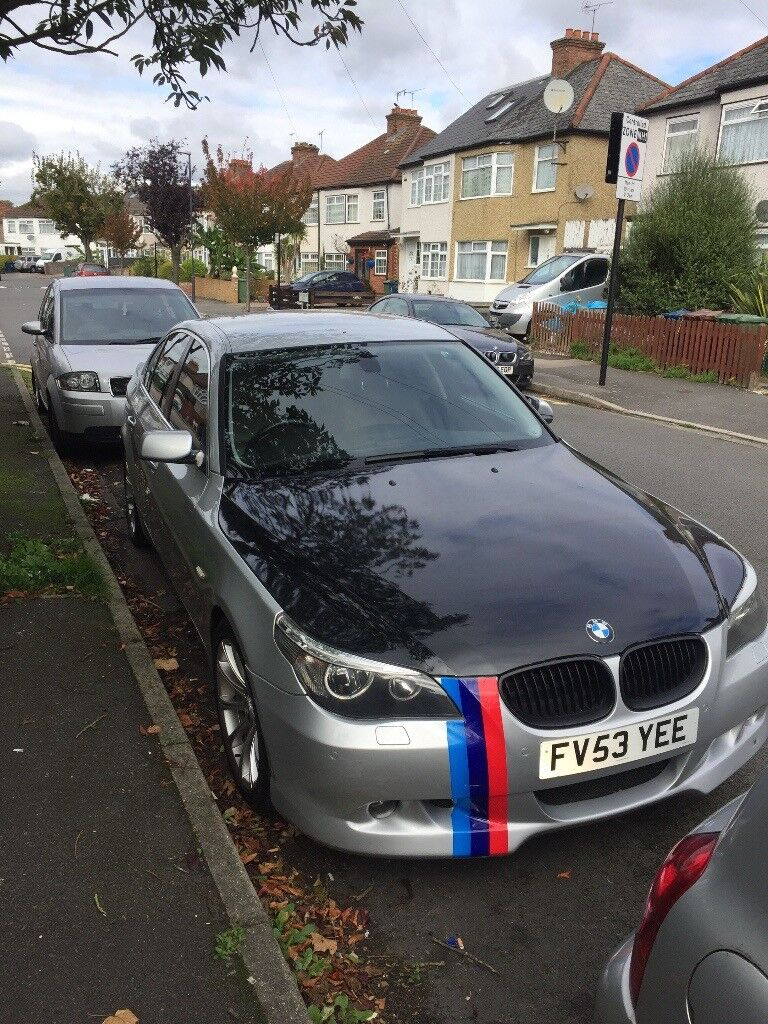Sell or swap Bmw e60