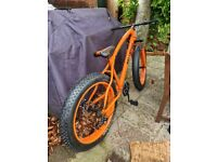 Men's Fat Tyre Bike Bicycle located in Southwick