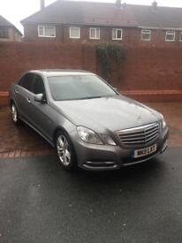 Mercedes eclass 2011
