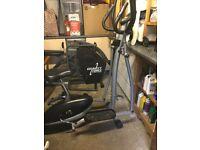 V fit cross trainer