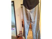M&S used maternity trousers size 12