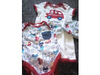 Baby boy 3 piece set new 3-6 months NEW