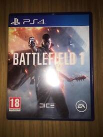 *BRAND NEW* Battlefield 1 - Ps4