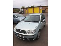 Fiat Punto showroom condition only 71k!!