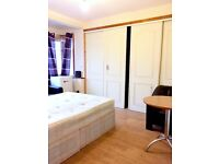 REFURBISHED: 2 SPACIOUS DOUBLE ROOMS : NEXT TO RED-BRIDGE STATION: ALL BILLS INCLUDED PLUS WIFI