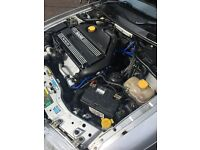 Saab Convertible 2.0 Big Turbo Upgraded/Modified