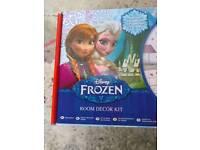 Brand new in box Disney Frozen wall stickers