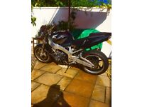 HondaCBR 900 RR Street Fighter, With Private Plate - S20 FAT