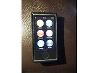 iPod nano 7th generation 16gb with case