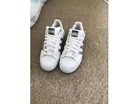 Size 7 ladies Adidas trainers