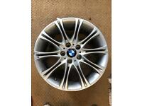 Bmw mv2 staggered alloy wheels set of 4