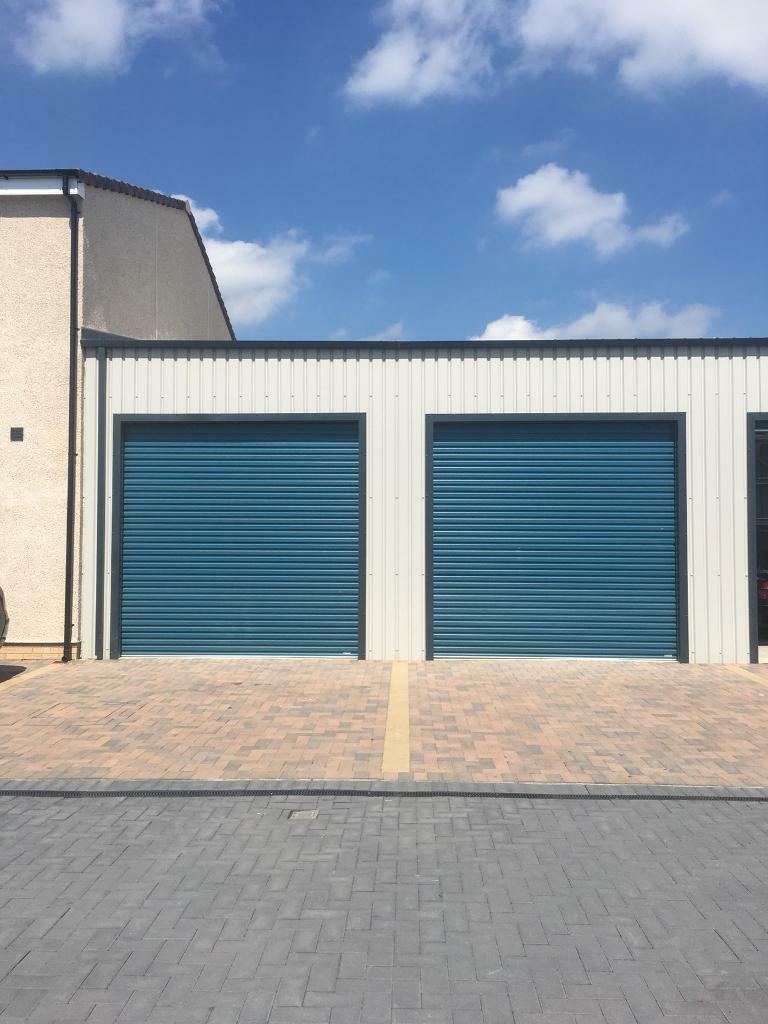 430sq ft industrial unit to let Glenrothes KY7