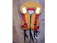 Crewsaver Supersafe 100N Baby/Childs Life Jacket