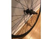 Specialzed Axis 2.0 SCS disc brake wheel set. (Cyclocross),