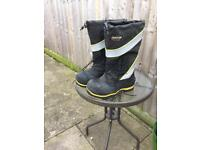 Winter work boots size 9-10