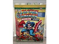 Superhero Canvas - Captain America