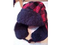 Men Winter Fastion Pattern Warm Hat was £19.99