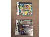 Nintendo DS Pokemon games