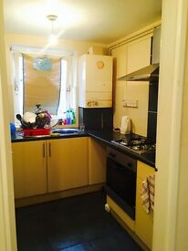 1 Bed Flat, Loughborough Town Ctr, Newly Decorated