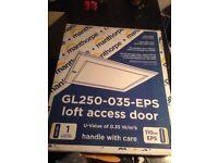 Manthorpe GL250-035-EPS loft hatch