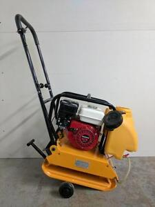HOC - HONDA PLATE TAMPER COMPACTOR 14 17 18 INCH AVAILABLE + 3 YEAR INCLUSIVE WARRANTY + FREE SHIPPING