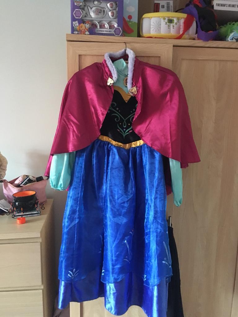 Elsa & Anna dresses