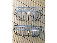 Wall Mounted Hanging Baskets
