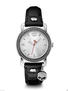 Harly Davidson Women's Watch  76L173