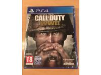 Call of Duty WW2 PS4 Brand new