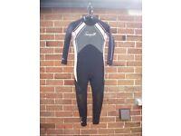 Girls Swarm wetsuit