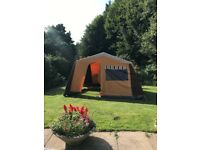 OBI Canvas Touring Tent - Retro