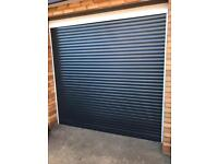 Garage Roller Electric doors supplied and fitted from £695