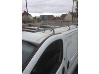Rhino Roof Rack, Vauxhall Vivaro 05