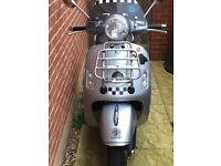 Vespa 250cc 2006