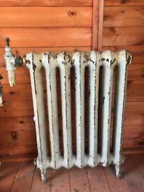 Cast Iron Radiator - 7 columns