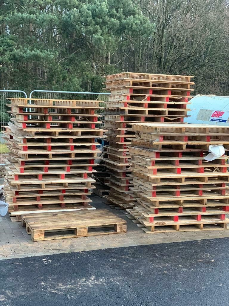 Pallets for sale Marshall's | in Kirton Lindsey ...