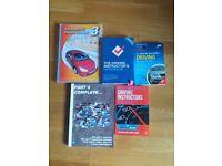Driving instructors training books