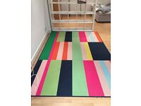 Rug Carpet, bamboo divider, house sale clearance - Saturday final day