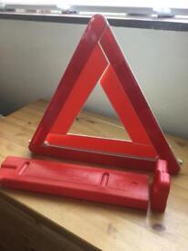 Breakdown Warning Triangle