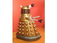 Doctor Who - 2x radio controlled Daleks
