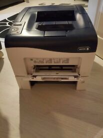 xerox phaser 6600 printer in v good condition with paperwork