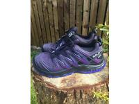 Women's Salomon XD Pro 3D trail trainers
