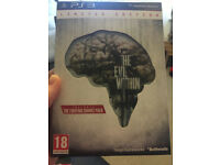 The Evil Within Limited Edition (PS3) PlayStation 3 - NEW