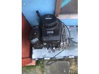 Spare lawn mower engine petrol